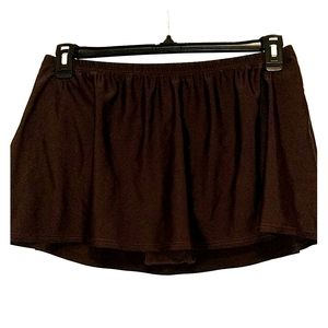 St John's Bay swimsuit skirt
